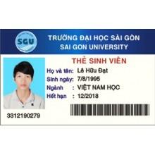 Thẻ sinh viên 5
