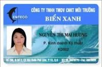 Thẻ nhân viên 05