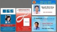 Thẻ nhân viên 06